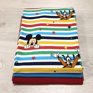 Bilde av Stoffpakke - Disney fargerik
