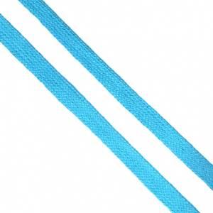 Bilde av Anorakksnor flat 10mm - Havblå