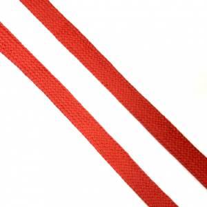 Bilde av Anorakksnor flat 10mm - Rød