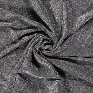 Bilde av Sparkling lux jersey - Grey Silver (B-vare)