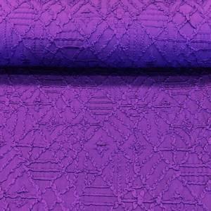 Bilde av Jersey Jacquard - Shimmer braid Purple