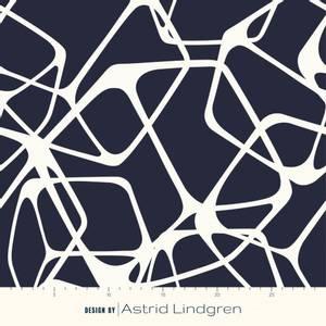 Bilde av Astrid Lindgren Merinoull - Cubes Dress Blue