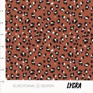 Bilde av Elvelyckan Lycra - Lynx Dots Rusty