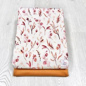 Bilde av Stoffpakke - Spring Garden Rosa/Rød/Karamell
