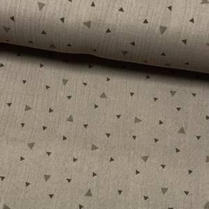 Bilde av Musselin - Triangles Taupe