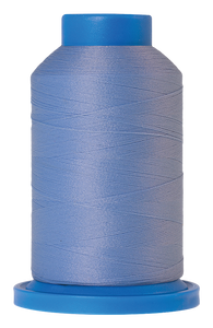 Bilde av Overlocktråd Seraflock - 0818 blå lys