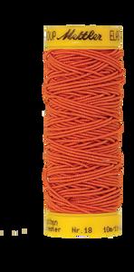 Bilde av Amann Mettler elastisk sytråd - Oransje 1334