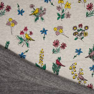 Bilde av Isoli/Minky - Flowers and birds