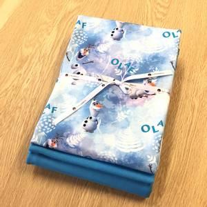 Bilde av Stoffpakke - Frost Olaf in Action
