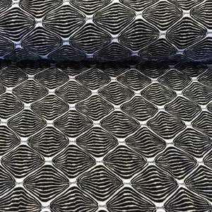 Bilde av Strikket - Diamond knot, Black