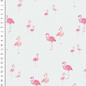 Bilde av Jersey - Flamingo small nature white
