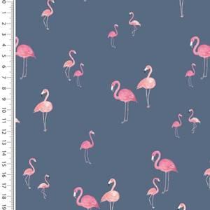 Bilde av Jersey - Flamingo small navy
