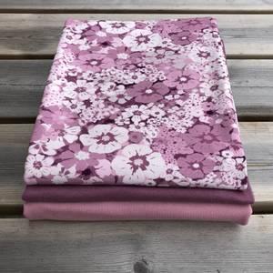Bilde av Stoffpakke - Blomstereng Rose