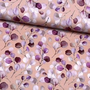 Bilde av Viskosejersey - Eucalyptus Rose