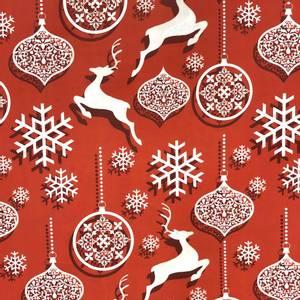 Bilde av Poplin Cotton - Classic Christmas