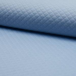 Bilde av Jersey Diamond Quilt - Dusty Blue