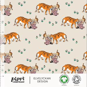 Bilde av Elvelyckan - Pippi Tiger,  Creme
