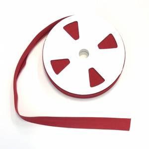 Bilde av Skråbånd Bomull - 20mm Rød