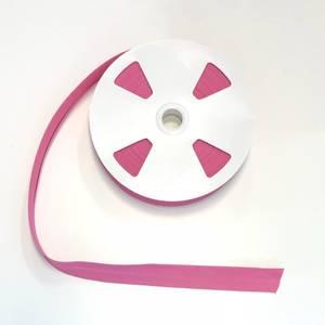 Bilde av Skråbånd Bomull - 20mm Rosa