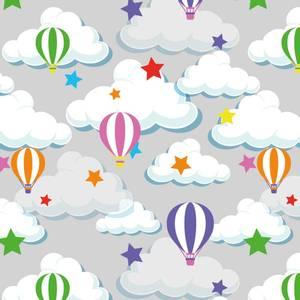 Bilde av Jersey - Luftballong grå