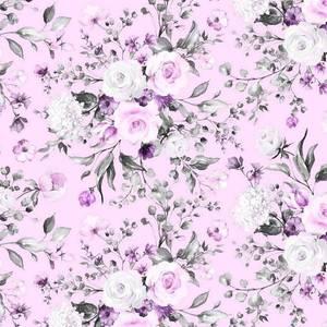 Bilde av Jersey - Vårblomster Rosa Små