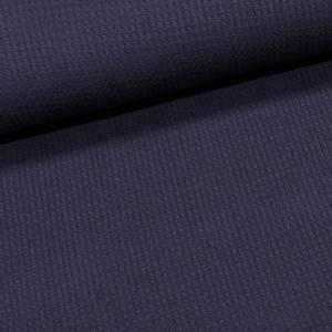 Bilde av Viscose waffle knit - Dark Blue
