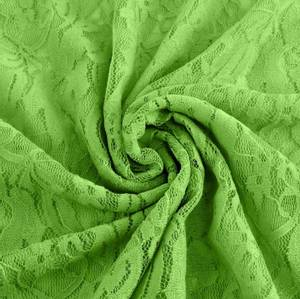 Bilde av Stretchblonde - Flowers, Lime