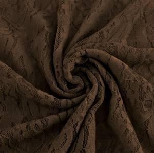 Bilde av Stretchblonde- Flowers, Mørk Brun