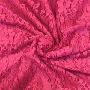 Bilde av Stretchblonde - Flowers, Hot Rosa