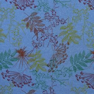 Bilde av Isoli/Minky - Colourflowers blue