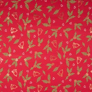 Bilde av Jersey - Christmas Red Foil