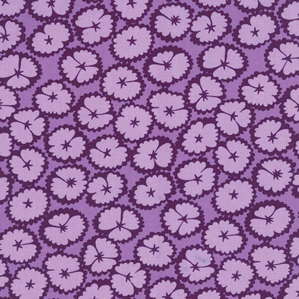 Bilde av 40 cm LOL - lys lilla og lilla sanddollar, 3 cm stor mønster