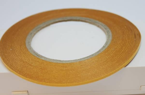 Bilde av Dobbelsidig tape, 3mm bred