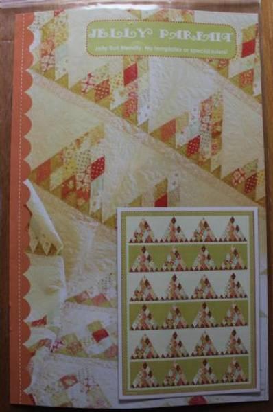 Bilde av Jelly Parfait - Jelly Roll mønster av Fig Tree