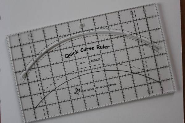 Bilde av Quick Curve ruler