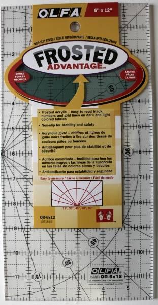 Bilde av Linjal rektangel 6