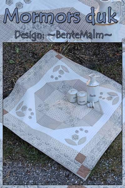 Bilde av Bente Malm 199 - Mormos duk