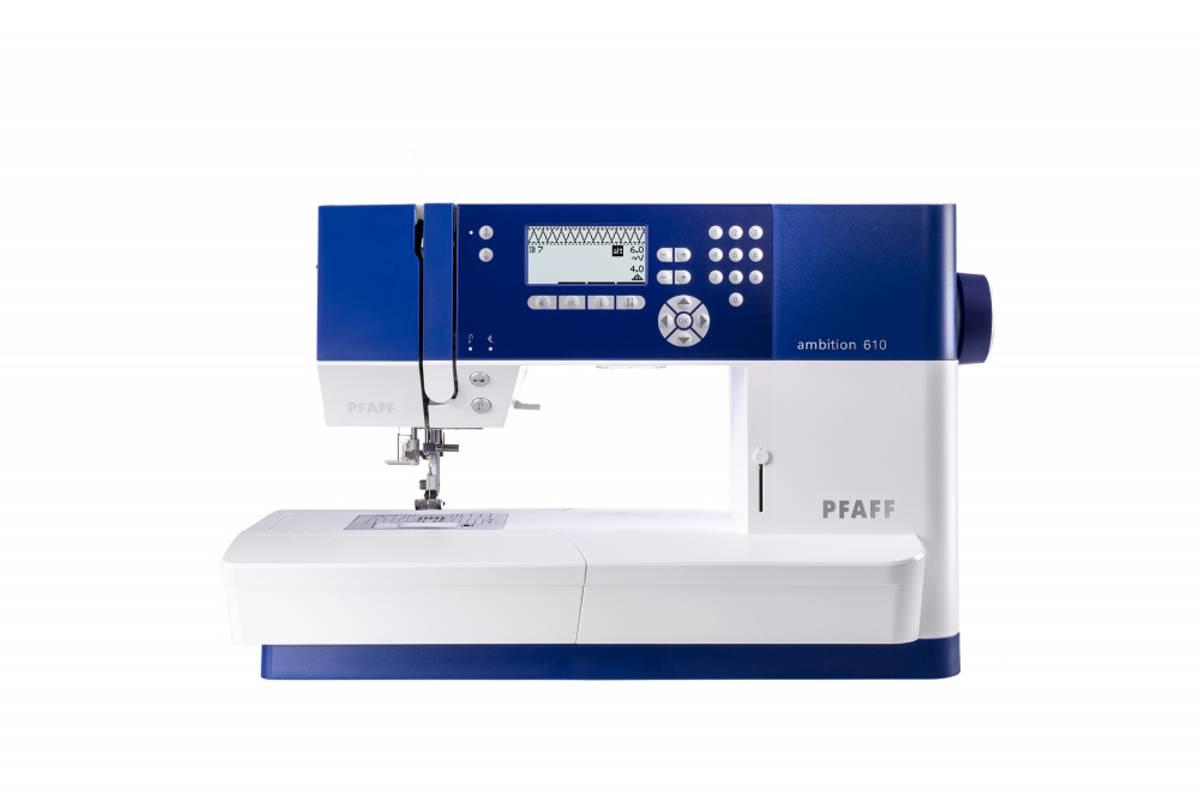PFAFF Ambition 610 symaskin