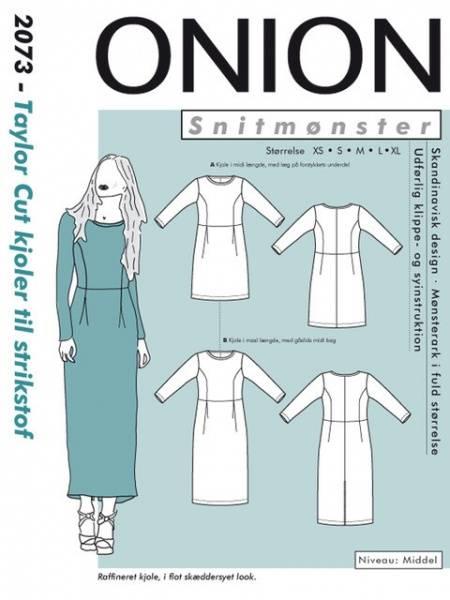 Bilde av Onion 2073 - Tailor Cut kjole til stretchstoff