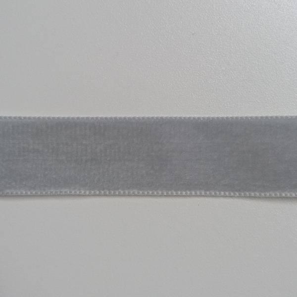 Bilde av 2,7 m Velourbånd, 22 mm, lysgrå