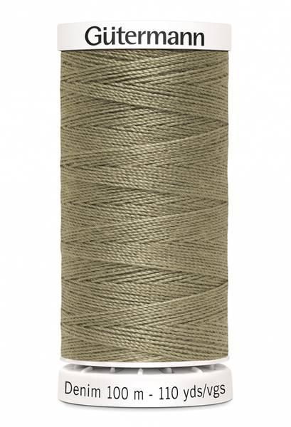 Bilde av Denim - proff tråd - 100 m, beige, fv. 2725