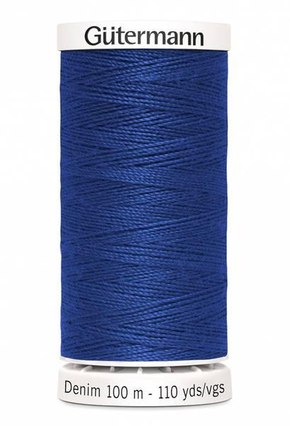 Bilde av Denim - proff tråd - 100 m, dongeriblå, fv. 6756