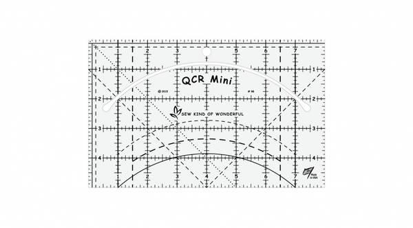 Bilde av Mini Quick Curve ruler