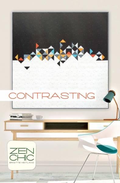 Bilde av Contrasting - Zen Chic