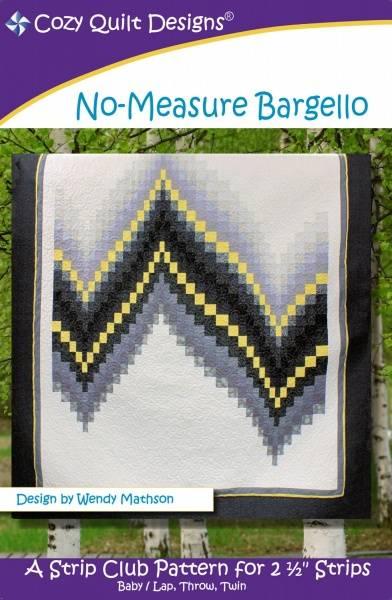 Bilde av No-measure Bargello - Cozy Quilt Design