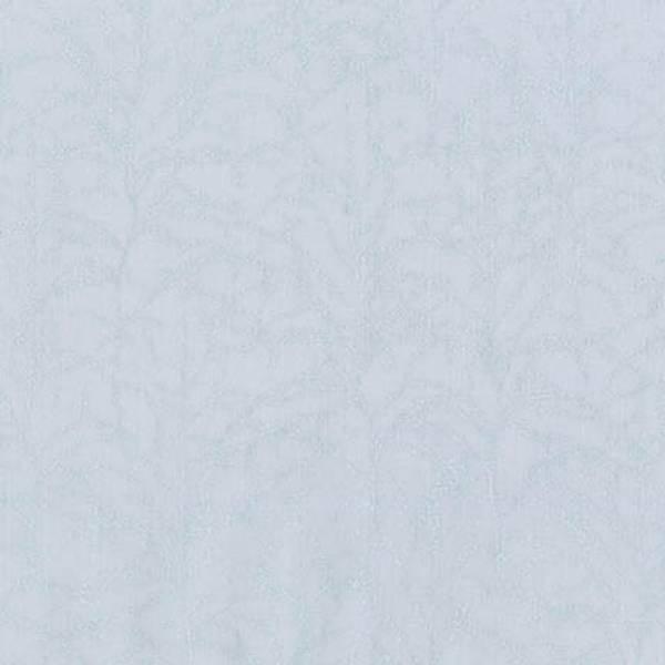 Bilde av 45 cm Winter Shimmer - sølvblå greinmønster på lysblå