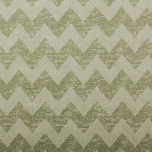 Bilde av Linlook sikksakk - 2 cm bred sandfarget marmorerte striper