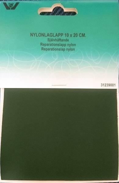 Bilde av Reparaturlapper - selvklebende - mørkgrønn, 10x20 cm