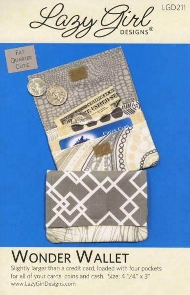 Bilde av Lazy Girl Designs - Wonder Wallet - lommebok