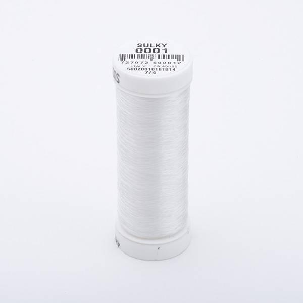 Bilde av Usynlig tråd - Sulky - nylon - 200 m - transparent